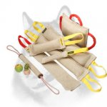 Buy Reliable Siberian Husky Training Set (6 Bite Tugs) and Get 3 Amazing Gifts ( value $24.2)