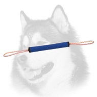 Puppy Training Pocket Toy with Handle for young Siberian Husky