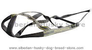 Dog Weight Pulling Sport Harness for Siberian Husky