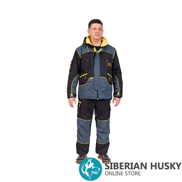 Waterproof Protection Suit for Comfy Workout