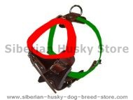 size dog harness